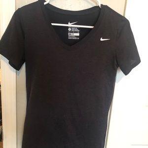 Black Nike Dri Fit Top